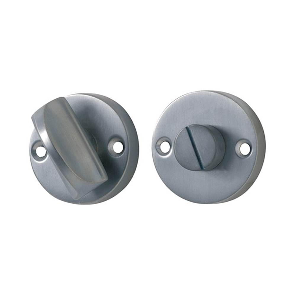 Tradco 9597//9598//9599 Privacy Bolt Chrome Plate