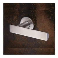 Allgood SS3520 Modric Lever Handle Satin Stainless Steel