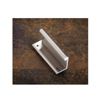 Allgood XX1711+ Ledge Cabinet Pull Handle Satin Stainless Steel