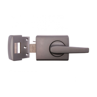 Lockwood 002-1L1SP Deadlatch Single Cylinder Lever Timber Frame Strike SC