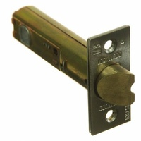 Lockwood Tubular Passage Latch 531-222SC 70mm Backset SC Suits 930 932 951 952