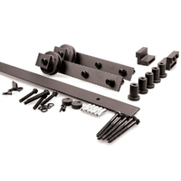 Lockwood Outland Track And Hardware Kit 2M 3M Black