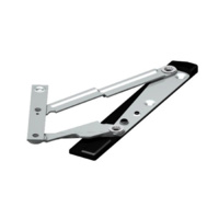 Interlock Window Stay P1090NF 236mm Non-Friction Hinge Stainless Steel