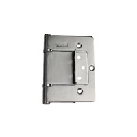Whitco Timber Door Parliament Hinge W384304 Stainless Steel Fixed Pin Offset