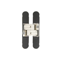 Bellevue BAC1130BL Adjustable 3D Concealed Hinge Black