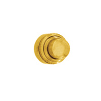 Delf Door Bell Button 0100PB Polished Brass
