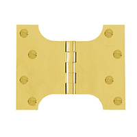 DELF 0204 Parliament Hinge Polished Brass Finish