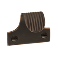 Delf Window Sash Lift 0703ORB Reeded Oil Rubbed Bronze *SINGLE*