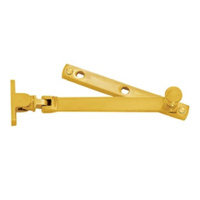 Delf Casement Window Stay 0726PB Polished Brass