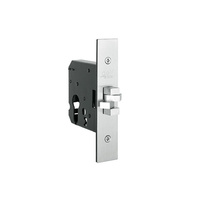 Delf Mortice Lock 9054-SS-30 Sliding Door Euro Case 57mm Backset Stainless Steel