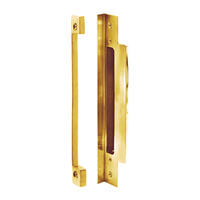 Delf Rebate Kit 9068-RBS-PB For Euro Mortice Door Lock Polished Brass