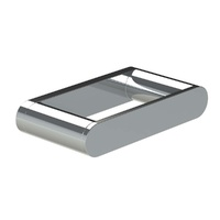 Emro 1411CP Jubilee Spare Toilet Roll Holder Chrome Plate