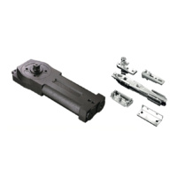 Hafele 93279111 Transom Door Closer DCL 701 Non Hold Open Double Action
