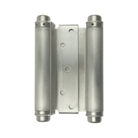 JMA Double Action Spring Hinge 150mm Satin Nickel Up to 35 KG DASH01-6
