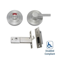 JMA Sliding Door SDIBSS Disabled Privacy Indicator Bolt Mortice 60mm Backset