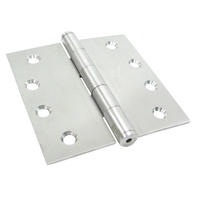 20x Kaba Door Hinge KH100/100LPSSS 100x100x2.5mm Stainless Steel Loose Pin