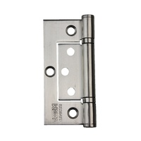 Dorma Kaba Hinge DKH100/70FF AF M 100x70x2.5mm Fast Fix Metal Fixing Stainless Steel