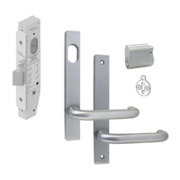 Kaba SBM2KIT70 Classroom Lock Set Satin Chrome Plate