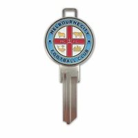 A-League House Key Melbourne City Football Australia Soccer LW4