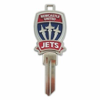A-League House Key SOCLW4NUJ Newcastle United Jets Football Australia Soccer LW4
