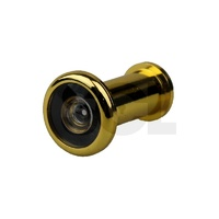 RiteFit Door Viewer 34045PB 180 Degree Polished Brass