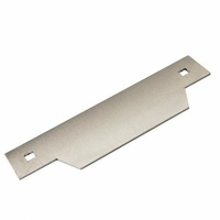 BDS Blocker Plate 09351188 170x50x2mm SS Fire Rated To Suit PADDE ES200 ES2000