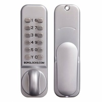 Borg Digital Door Lock BL2901SC 60mm Backset Easicode Keyless Entry Knob