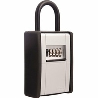 ABUS Key Garage KG797C 4 Dial Combination Padlock 6 Key Capacity Safe