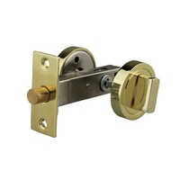Nidus BPRIPB Privacy Snib Turn Polished Brass