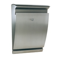 Nidus Galaxy Letterbox GMBARCSS Arcturus 316 Marine Grade Stainless Steel