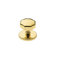 Parisi 1334+ Katy Fixed Pull Door Knob 80x80mm - Available in 3 Finishes