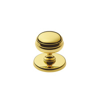 Parisi 1374+ Astra Fixed Pull Door Knob 80x80mm - Available in 3 Finishes