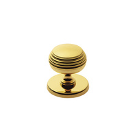 Parisi 1564+ Elena Fixed Pull Door Knob 72x80mm - Available in 3 Finishes