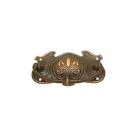 Superior Brass 25390 Cabinet Fitting Antique Copper 65x120mm