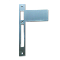 Austyle Extended Striker Plate Stainless Steel 125mm 49841