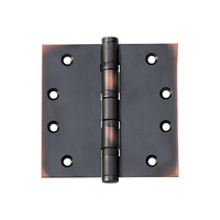 Tradco 2564AC Hinge Ball Bearing Antique Copper 100x100mm