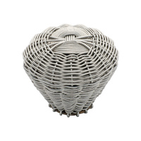 Tradco 3016SIL Cupboard Knob Wire Silver 42mm