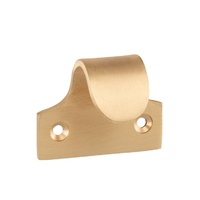 Out of Stock: ETA End April - Tradco Classic Sash Lift Small Satin Brass 34mm x 42mm 6662