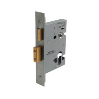 Zanda 111+ Mortice Lock Euro Profile