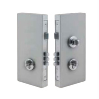 Zanda 1248S+ Round Uniturn Lock Kit