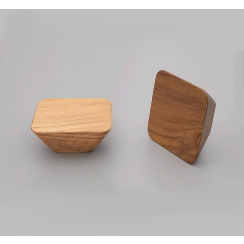 Kethy L4311+ App Wood Knob 58x58mm