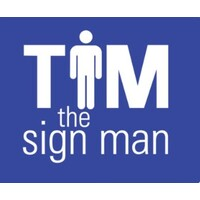 Tim the Sign Man